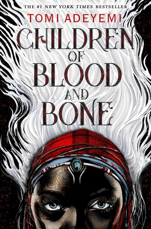 Children of Blood & Bone Cover
